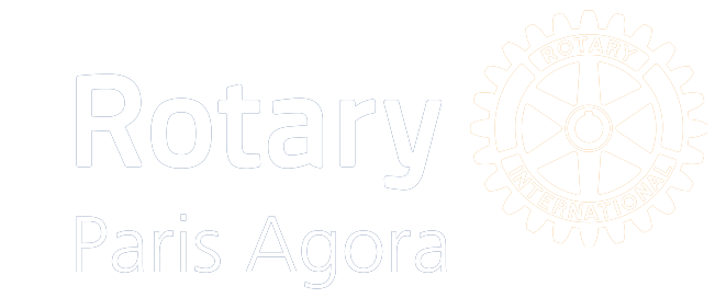 Logo du Rotary Club Paris Agora