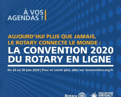 Rotary International Convention 2020